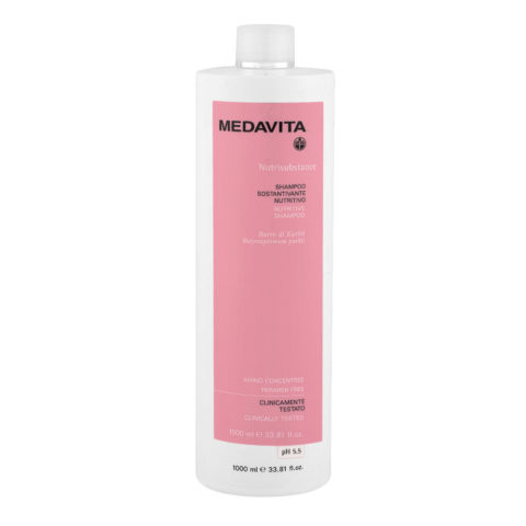 Medavita Lenghts Nutrisubstance Nutritive shampoo pH 5.5  1000ml - champú nutritivo