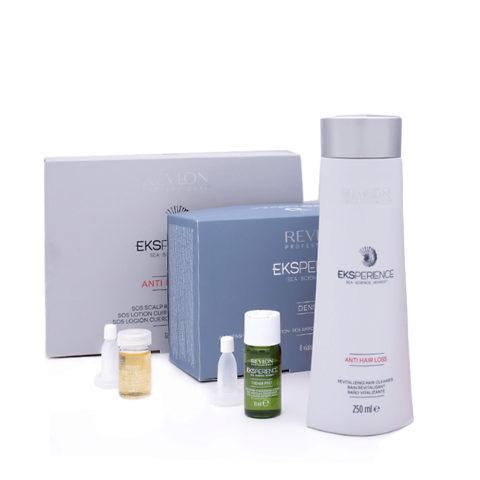 Eksperience Anti Hairloss Kit completo - Kit Anti - Caìda