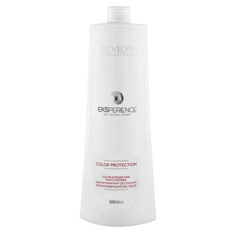 Eksperience Color Protection Intensifying Cleanser Shampoo 1000ml - Para Cabello Tenido