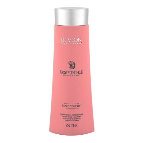 Eksperience Scalp Comfort Dermo Calm Cleanser Shampoo 250ml - Para Cuerbo Cabelludo Sensibles