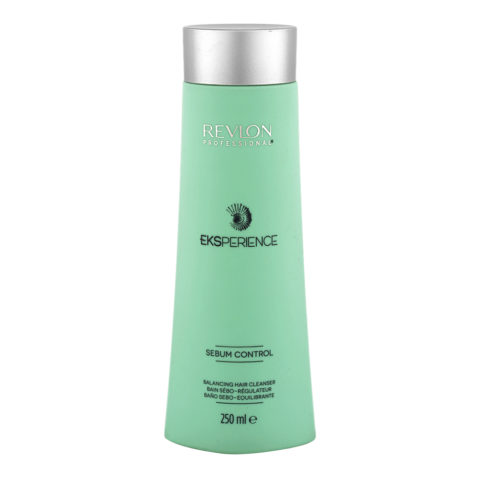Eksperience Sebum Control Balancing Cleanser Shampoo 250ml - Pare Cuero Cabelludo Grueso