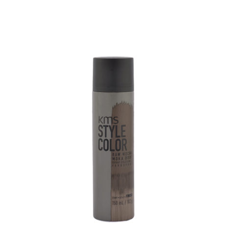 KMS Style Color Raw Mocha 150ml - Tintes De Pelo Spray Café