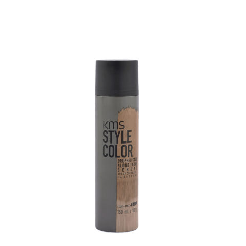 KMS Style Color Brushed gold 150ml - Tintes De Pelo Spray Rubio Dorado