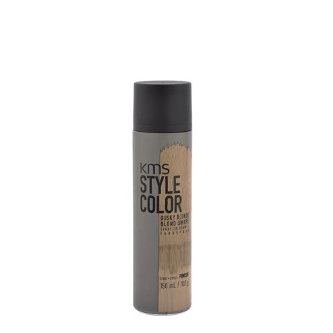 KMS Style Color Dusky blonde 150ml - Tintes De Pelo Spray Rubio Oscuro