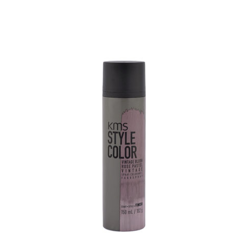 KMS Style Color Vintage blush 150ml - Tintes De Pelo Spray Rosa Pastel