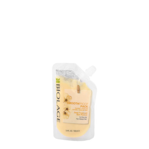 Biolage Smoothproof Pack Deep treatment 100ml - Mascarilla anti frizzz