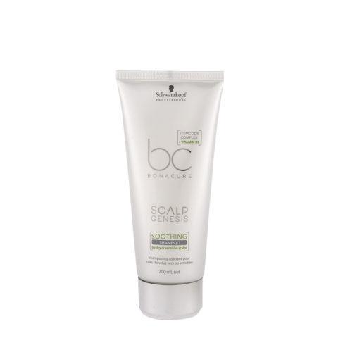 Schwarzkopf BC Bonacure Scalp Genesis Soothing Shampoo 200ml - champu para piele sensibles