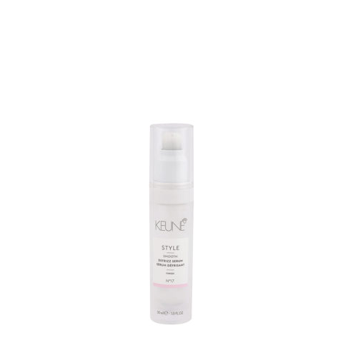 Keune Style Smooth Defrizz Serum 30ml