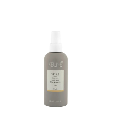 Keune Style Texture Salt Mist N.62, 200ml - Spray agua de mar