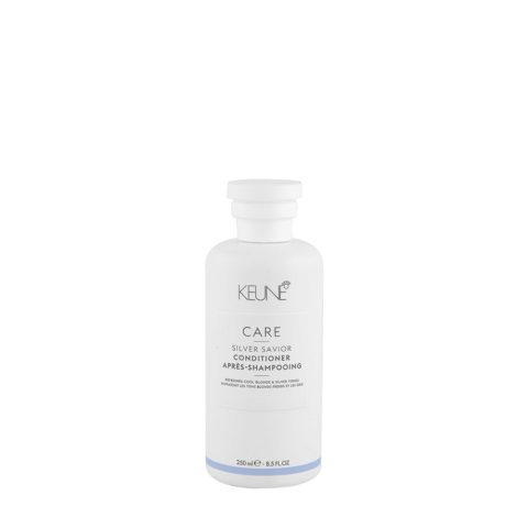 Keune Care line Silver savior Conditioner 250ml - Champù anti - amarillo