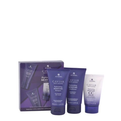 Alterna Caviar Replenishing Moisture Kit de Viaje Hidratante