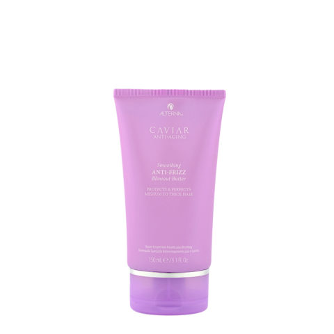 Alterna Caviar Smoothing Anti-Frizz Blowout Butter 150ml - Manteca suavizante anti - frizz