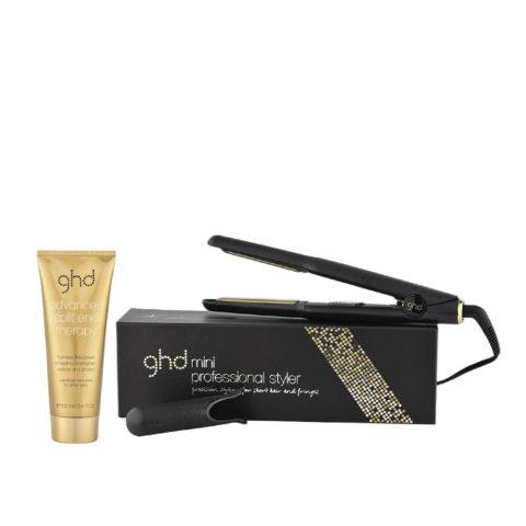 GHD Kit V Gold classic styler mini Split end therapy 100ml