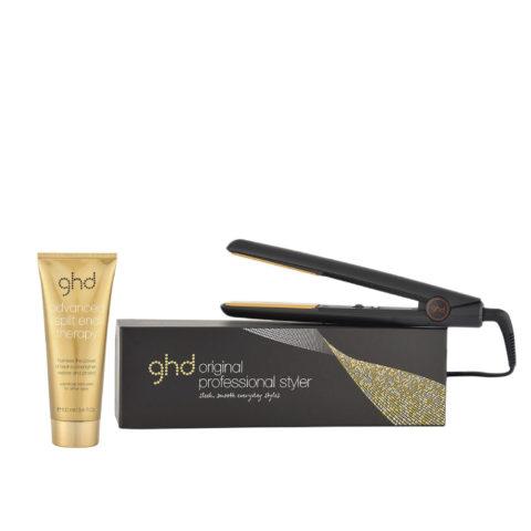 GHD Kit Plancha Original Black Split end therapy 100ml