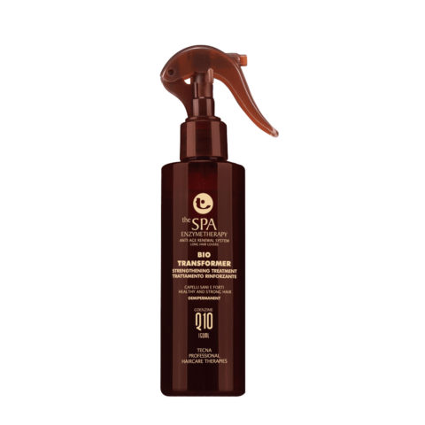 Tecna SPA Q10 Bio Transformer strengthening treatment 150ml - Tratamiento Spray