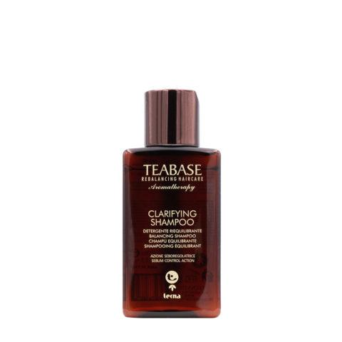Tecna Teabase aromatherapy Clarifying shampoo 100ml - Champú Purificante Cuero Cabelludo Graso