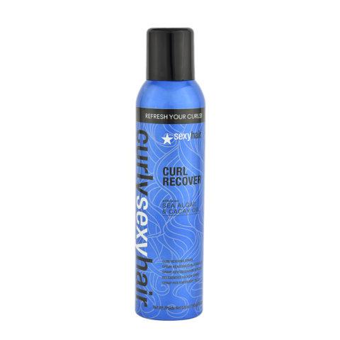 Curly Sexy Hair Curl Recover Curl Reviver Spray 200ml - Spray Revitalizador De Rizos