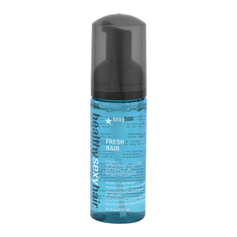 Healthy Sexy Hair Fresh Hair 150ml - Mousse Para Peinar Sin Calor