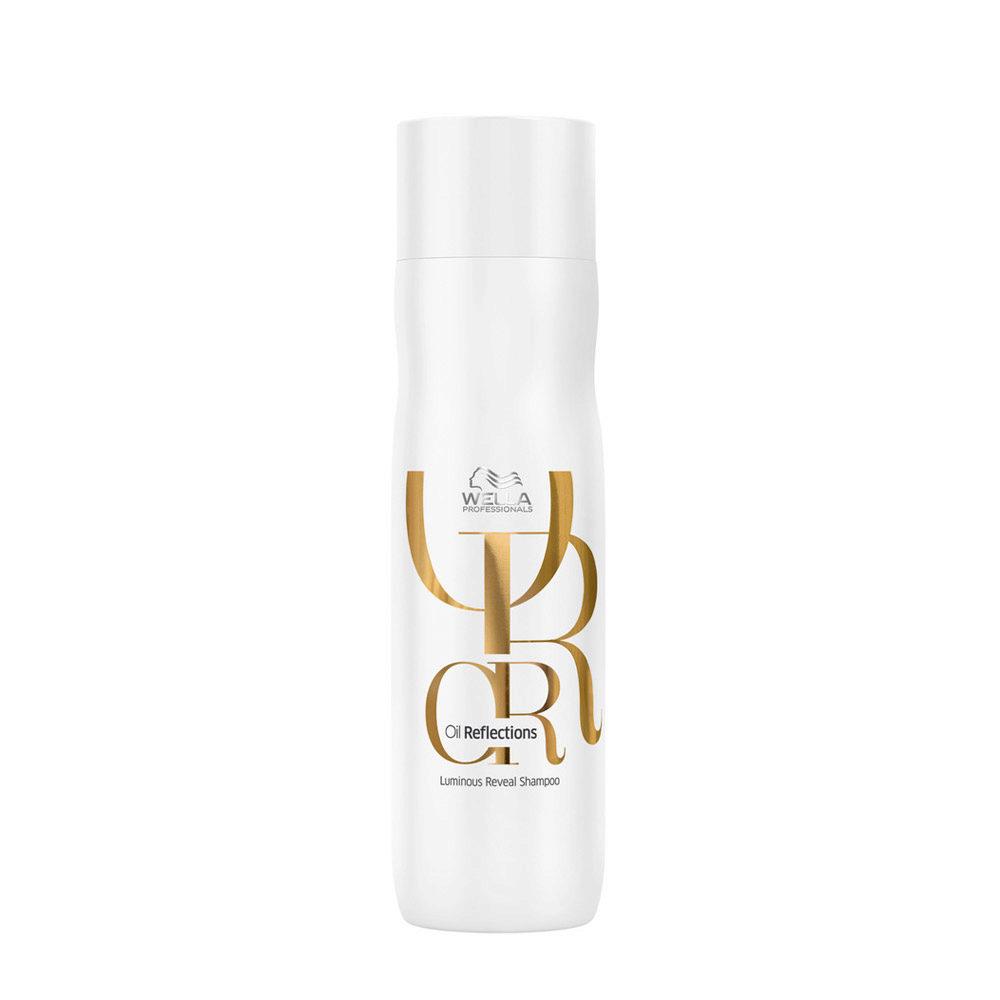Wella Oil Reflections Shampoo 250ml - Champù Iluminador