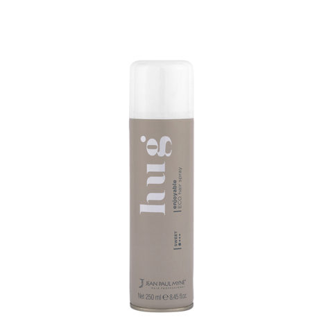 Jean Paul Mynè Hug Enjoyable Sweet Eco Hairspray 250ml - Laca Ecologica Flexible