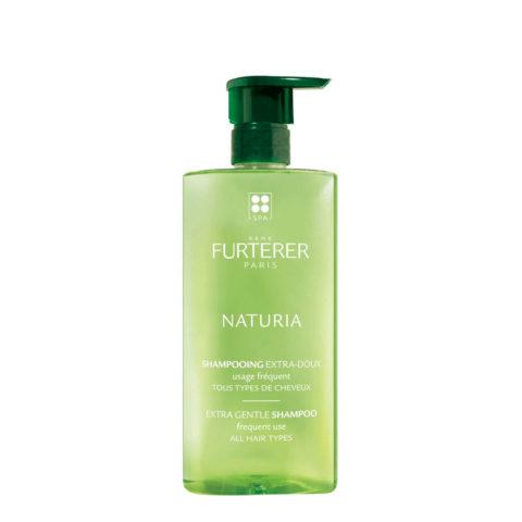 René Furterer Naturia Extra Gentle Shampoo 500ml - Champú Extra Suave Uso Frecuente