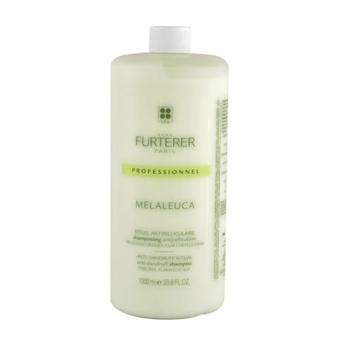 René Furterer Melaleuca Antidandruff Shampoo 1000ml - Champù Anticaspa Grasa