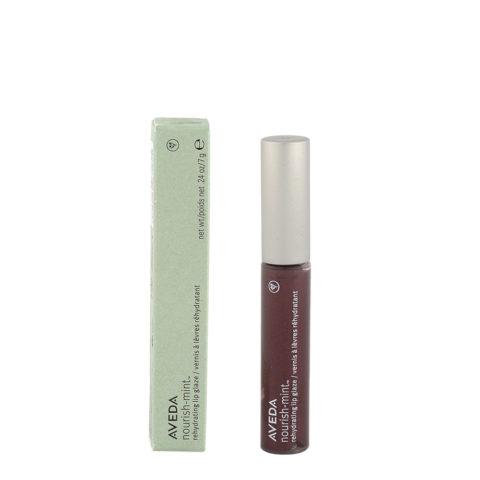 Aveda Nourish Mint Lip Glaze 665 Spiced Plum 7gr