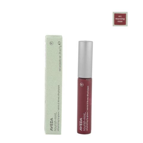 Aveda Nourish Mint Lip Glaze 461 Morning Rose 7gr