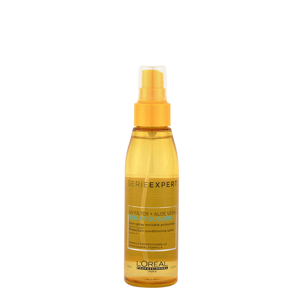 L'Oreal Solar sublime Protection Conditioning Spray 125ml Protector solar spray