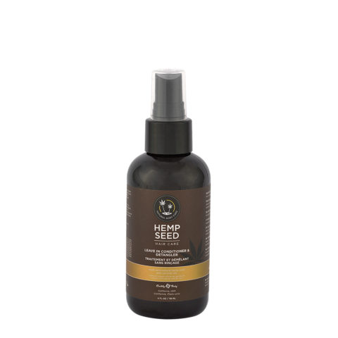 Marrakesh Hemp Seed Leave in Conditioner Detangler Spray 118ml - Tratamiento sin aclarado y de desenredo