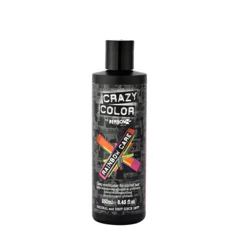 Crazy Color Deep Conditioner for colored hair 250ml - acondicionador profundo