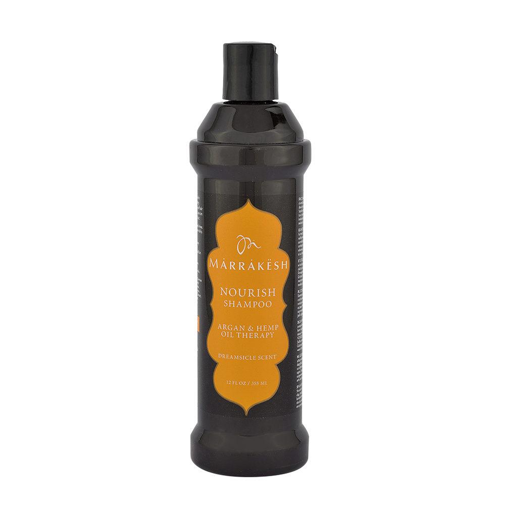 Marrakesh Nourish Shampoo Dreamsicle scent 355ml