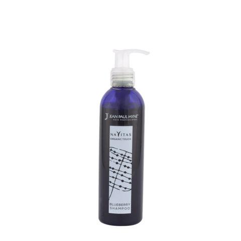 Jean Paul Myne Navitas Organic Touch shampoo Blueberry 250ml - Champù Colorante