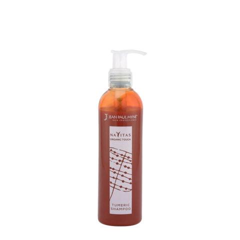 Jean Paul Myne Navitas Organic Touch shampoo Tumeric 250ml - Champù Colorante