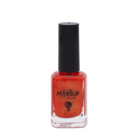 Esmalte de uñas Tecna 3RH Naranja Rojo 12ml