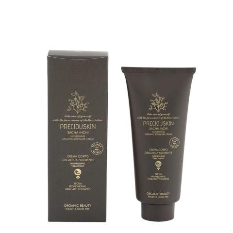 Tecna Preciouskin Sacha Inchi Nourishing Organic Bodycare Cream 200ml - Crema Para El Cuerpo