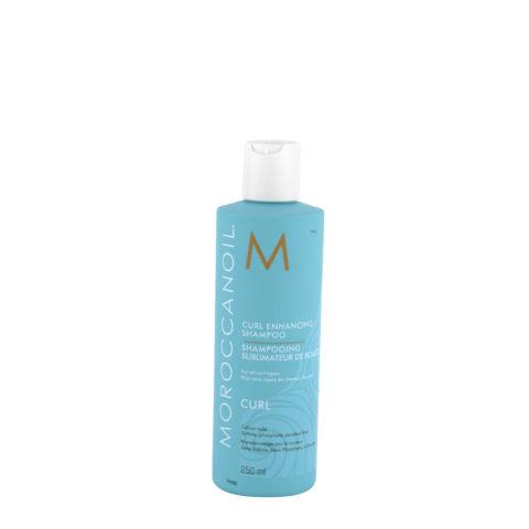 Moroccanoil Curl Enhancing Shampoo 250ml - Champu Pelo Rizado