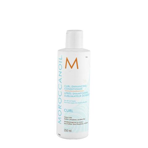 Moroccanoil Curl Enhancing Conditioner 250ml - Acondicionador Pelo Rizado