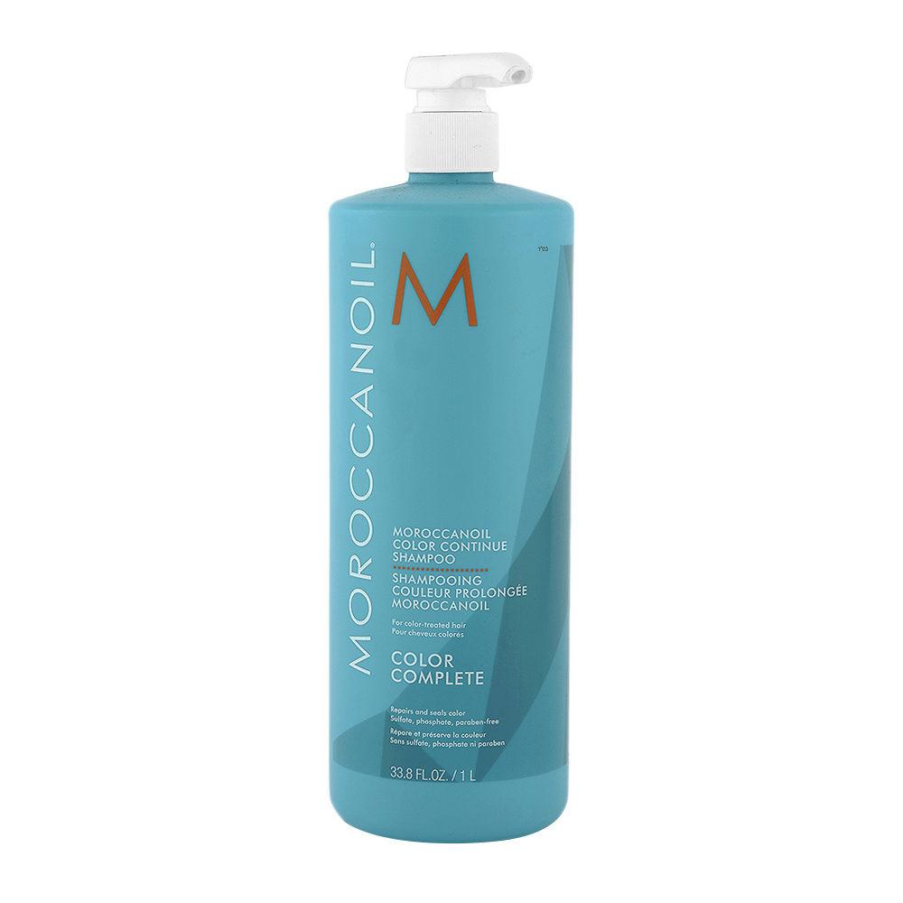 Moroccanoil Color Continue Shampoo 1000ml - Champù Cabello Teñido