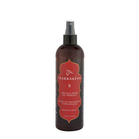 Marrakesh X Leave in treatment and detangler 355ml