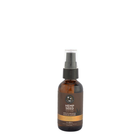 Marrakesh Hemp Seed Hair Styling Elixir 60ml