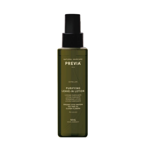 Previa Purifying Leave-In Lotion 100ml - locion purificante anticaspa