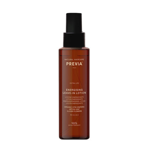 Previa Energising Leave In Lotion 100ml - Locion energizante