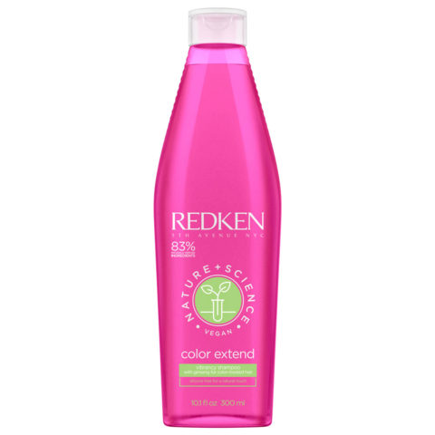 Redken Nature + Science Color Extend Shampoo 300ml - Champù cabellos teñido