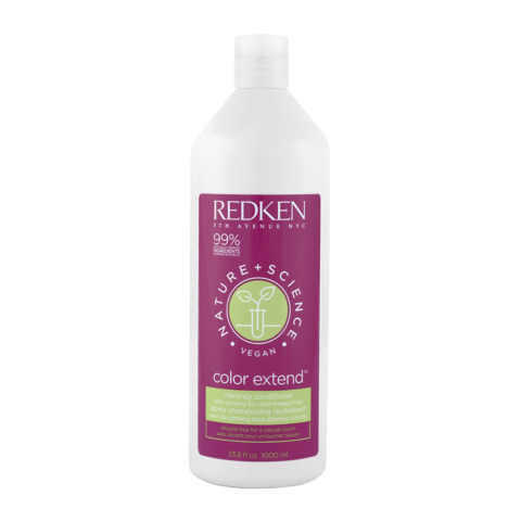 Redken Nature + Science Color Extend Conditioner 1000ml - Acondicionador cabellos teñido