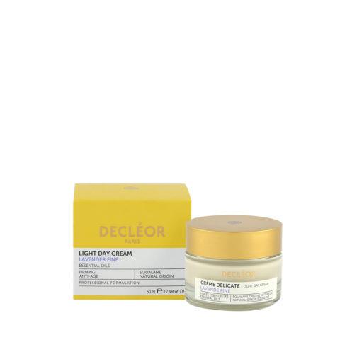 Decléor Creme Delicate lavande fine 50ml - crema ligera efecto lifting