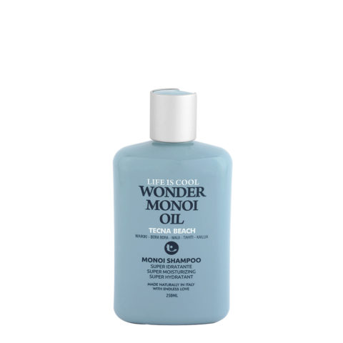 Tecna Wonder Monoi Oil Shampoo 250ml