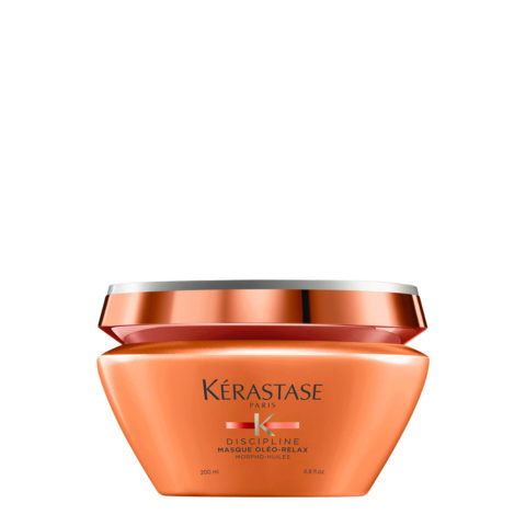 Kerastase Discipline Masque Oleo Relax 200ml - Mascara Antiencrespamiento Cabellos Secos