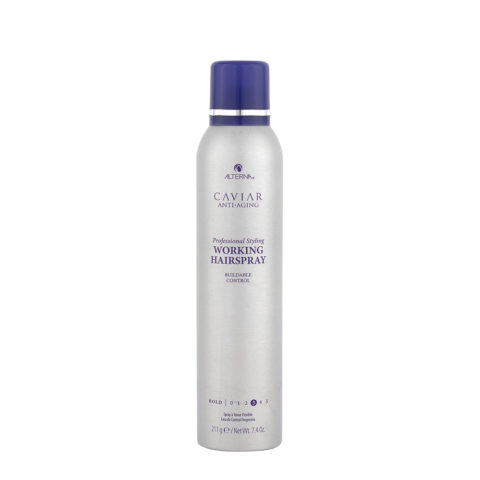 Alterna Caviar Anti aging Styling Working hairspray 211gr
