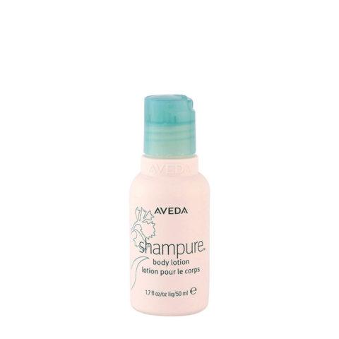 Aveda Shampure Body Lotion 50ml - lociòn para cuerpo hidratante